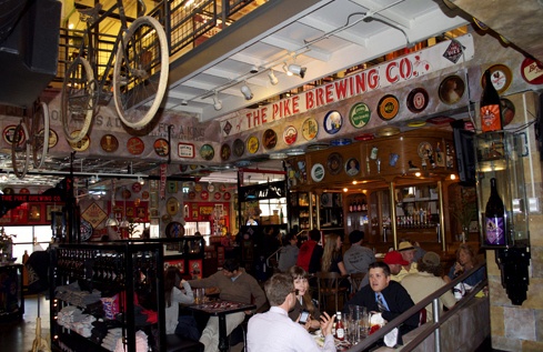 Image result for pike brewing co